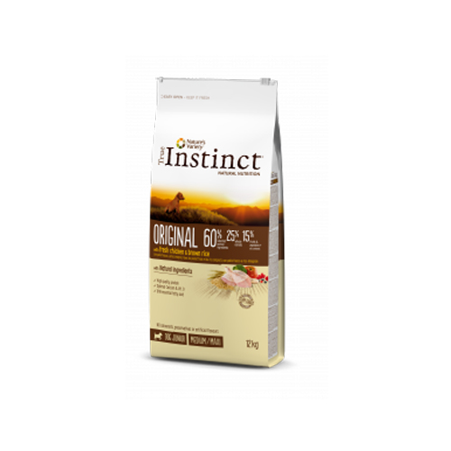TRUE INSTINCT ORIGINAL FRANGO MINI  ADULTO