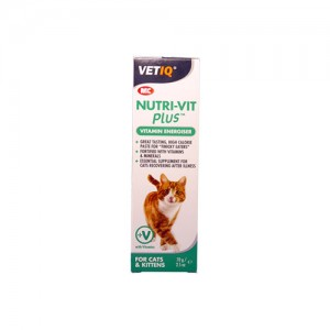 NUTRI-VIT PLUS GATO - VETIQ/M&C