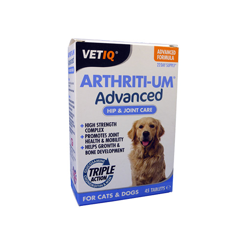 ARTHRITI - UM ADVANCED VETIQ/M&C