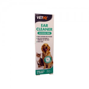 EAR CLEANER - VETIQ M&C (limpador auricular)