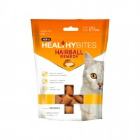 HEALTHYBITES CAT HAIRBALL REMEDY TREATS - VETIQ