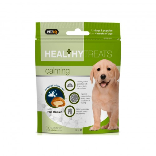 HEALTHYTREATS CALMING - VETIQ