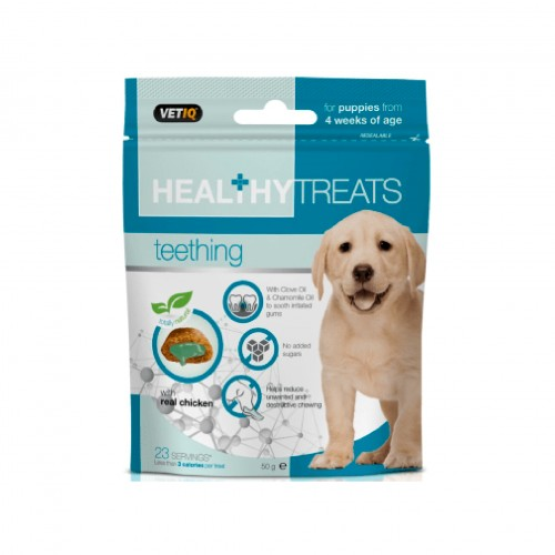 HEALTHYTREATS TEETHING FOR PUPPIES - VETIQ