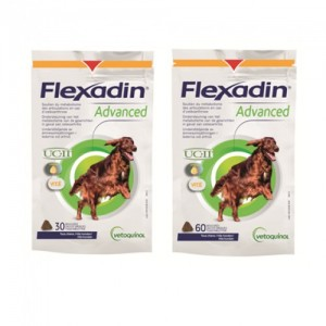 FLEXADIN ADVANCED - VETOQUINOL