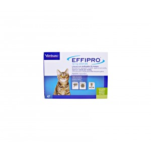 EFFIPRO GATOS 50 MG - VIRBAC