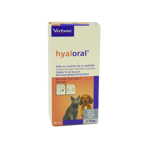 HYALORAL GEL ORAL - RACAS PEQUENAS & GATOS